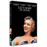 Produktbilde for Let's Make It Legal (UK-import) (DVD)
