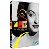 Produktbilde for All About Eve (UK-import) (DVD)