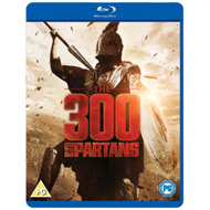 Produktbilde for The 300 Spartans (UK-import) (BLU-RAY)