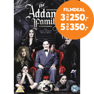 Produktbilde for The Addams Family (UK-import) (DVD)