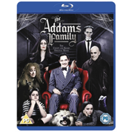 Produktbilde for The Addams Family (UK-import) (BLU-RAY)