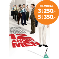 Produktbilde for 12 Angry Men (UK-import) (DVD)