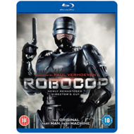 Produktbilde for Robocop Remastered (UK-import) (BLU-RAY)