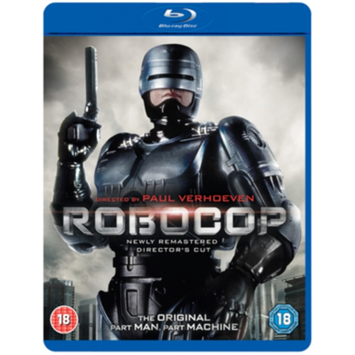 Robocop Remastered (UK-import) (BLU-RAY)