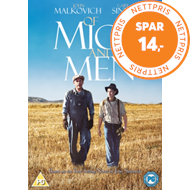 Produktbilde for Of Mice And Men (UK-import) (DVD)
