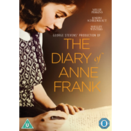 Produktbilde for The Anne Franks Dagbok (UK-import) (DVD)