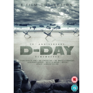 Produktbilde for D-Day Remembered - 70th Anniversary (UK-import) (DVD)