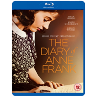 Produktbilde for The Anne Franks Dagbok (UK-import) (BLU-RAY)