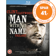 Produktbilde for The Man With No Name Trilogy (UK-import) (BLU-RAY)