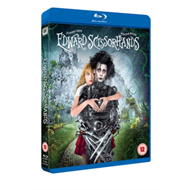 Produktbilde for Edward Scissorhands - 25th Anniversary Edition (UK-import) (BLU-RAY)