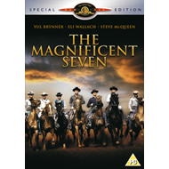 Produktbilde for The Magnificent Seven (UK-import) (DVD)