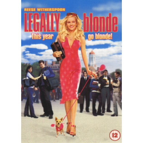 Lovlig Blond (UK-import) (DVD)