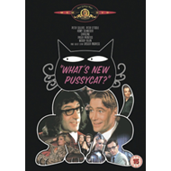 Produktbilde for What's New Pussycat? (UK-import) (DVD)