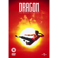 Produktbilde for Dragon - The Bruce Lee Story - Special Edition (UK-import) (DVD)