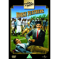 Produktbilde for The Horse Feathers (UK-import) (DVD)