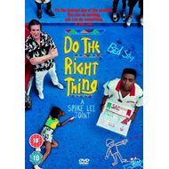 Produktbilde for Do The Right Thing (UK-import) (DVD)