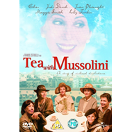 Produktbilde for Tea With Mussolini (UK-import) (DVD)