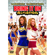 Produktbilde for Bring It On - All Or Nothing (UK-import) (DVD)