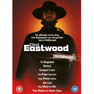 Produktbilde for Clint Eastwood - The Collection (UK-import) (DVD)