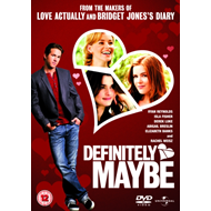 Produktbilde for Definitely, Maybe (UK-import) (DVD)