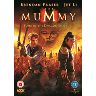 Produktbilde for The Mummy: Tomb of the Dragon Emperor (UK-import) (DVD)