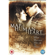 Produktbilde for Map Of The Human heart (UK-import) (DVD)