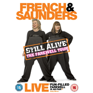 Produktbilde for French And Saunders - Still Alive (UK-import) (DVD)