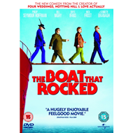 Produktbilde for The Boat That Rocked (UK-import) (DVD)