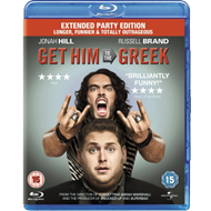 Produktbilde for Get Him To The Greek - Extended Edition (UK-import) (BLU-RAY)
