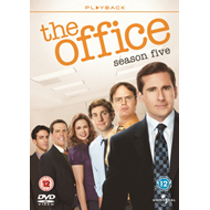 Produktbilde for The Office (USA) - Sesong 5 (UK-import) (DVD)