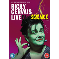 Produktbilde for Ricky Gervais Live: Science (UK-import) (DVD)