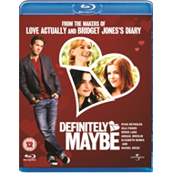 Produktbilde for Definitely, Maybe (UK-import) (BLU-RAY)
