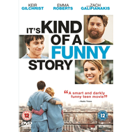 Produktbilde for It's Kind Of A Funny Story (UK-import) (DVD)