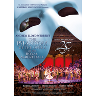 Produktbilde for The Phantom Of The Opera At Royal Albert Hall (UK-import) (DVD)