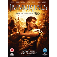 Produktbilde for Immortals (UK-import) (DVD)