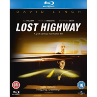 Produktbilde for Lost Highway (UK-import) (BLU-RAY)