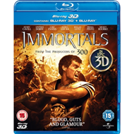 Produktbilde for Immortals (UK-import) (Blu-ray 3D + Blu-ray)