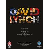 Produktbilde for David Lynch Collection (UK-import) (DVD)