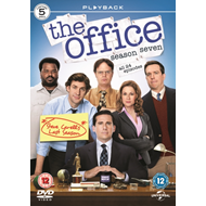 Produktbilde for The Office (USA) - Sesong 7 (UK-import) (DVD)
