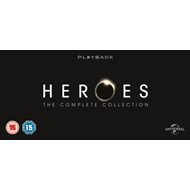 Produktbilde for Heroes - The Complete Series (UK-import) (DVD)