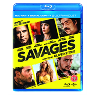 Produktbilde for Savages - Unrated Version (UK-import) (BLU-RAY)