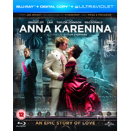 Produktbilde for Anna Karenina (UK-import) (BLU-RAY)