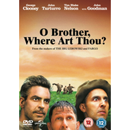Produktbilde for O Brother, Where Art Thou? (UK-import) (DVD)