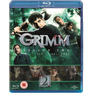 Produktbilde for Grimm - Sesong 2 (UK-import) (BLU-RAY)
