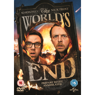Produktbilde for The World's End (UK-import) (DVD)