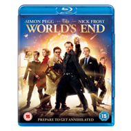 Produktbilde for The World's End (UK-import) (BLU-RAY)