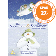 Produktbilde for The Snowman / The Snowman And The Snowdog (UK-import) (DVD)
