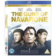 Produktbilde for The Guns Of Navarone - 50th Anniversary Edition (UK-import) (BLU-RAY)