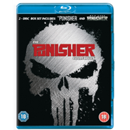 Produktbilde for The Punisher/The Punisher: War Zone (UK-import) (BLU-RAY)