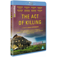 Produktbilde for The Act Of Killing (UK-import) (BLU-RAY)